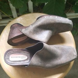 Kenneth Cole ladies Wedge shoes, 8